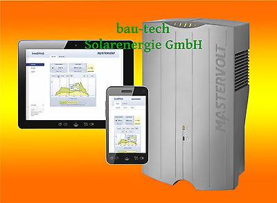 Mastervolt Soladin 1000 WEB Solar Hausnetz Netz Wechselrichter