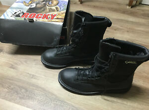 Brand new ROCKY BOOTS worth $400 Mens size 8