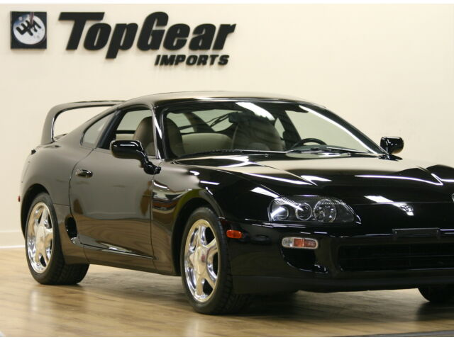 1998 toyota supra twin turbo 6 speed completely unmolested and stock last year used toyota. Black Bedroom Furniture Sets. Home Design Ideas