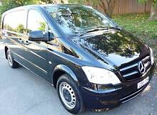 2011 Mercedes Benz Vito 110 CDI Manual North Parramatta Parramatta Area Preview