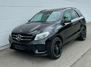 Mercedes-Benz GLE500 9G 4MATIC *AMG LINE*NIGHT*PANO*DISTRONIC*