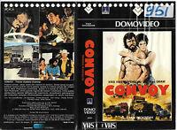 Convoy Trincea D'assalto (1978) Vhs Ex Noleggio -  - ebay.it
