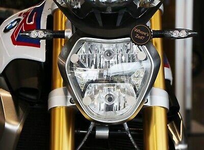 BMW R 1250 R (2020+) Motorcycle Light Guard / Headlight Protector Kit