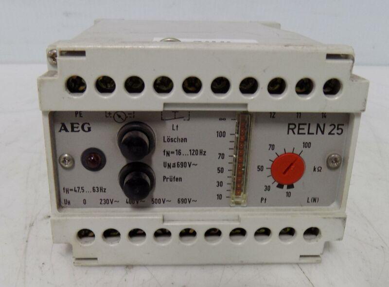 AEG ADJUSTABLE CONTROLLER RELN 25