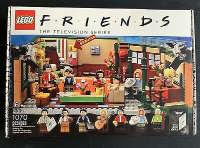 LEGO Friends Central Perk LEGO Ideas (21319)