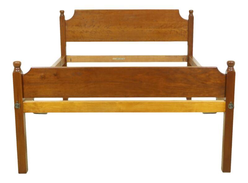 32659EC: ELDRED WHEELER Cherry Full Size Bed