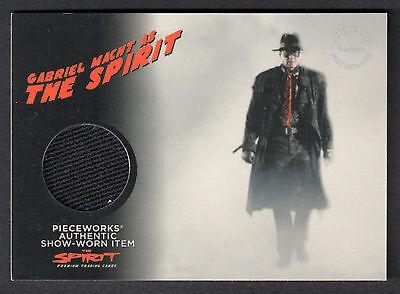 THE SPIRIT PIECEWORKS CARD #PW1 GABRIEL MACHT by INKWORKS 2008