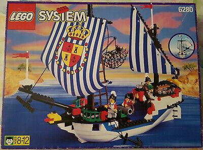 LEGO SYSTEM 6280 BARCO ARMADA IMPERIAL FLAGSHIP PIRATAS NUEVO PRECINTADO