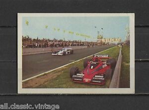 Alan-Jones-Williams-Ford-Grand-Prix-1978-1979-Vintage-Trading-Card