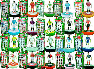 The new subbuteo all teams available football figures for Championship league table 99 00