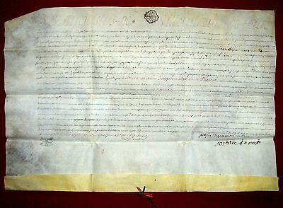 1775 Toulouse - JURA-DIPLOM e.U. J.B. Villoutreix Bischof von Oloron