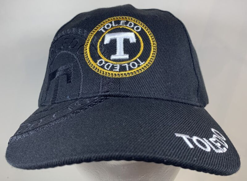 Old Toledo JH480 Authentic Jeep Legend Patch Baseball Hat Cap