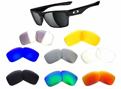 Galaxy Replacement Lenses For Oakley Twoface Sunglasses Multi-Color Polarized (Oakley Polarized Twoface)