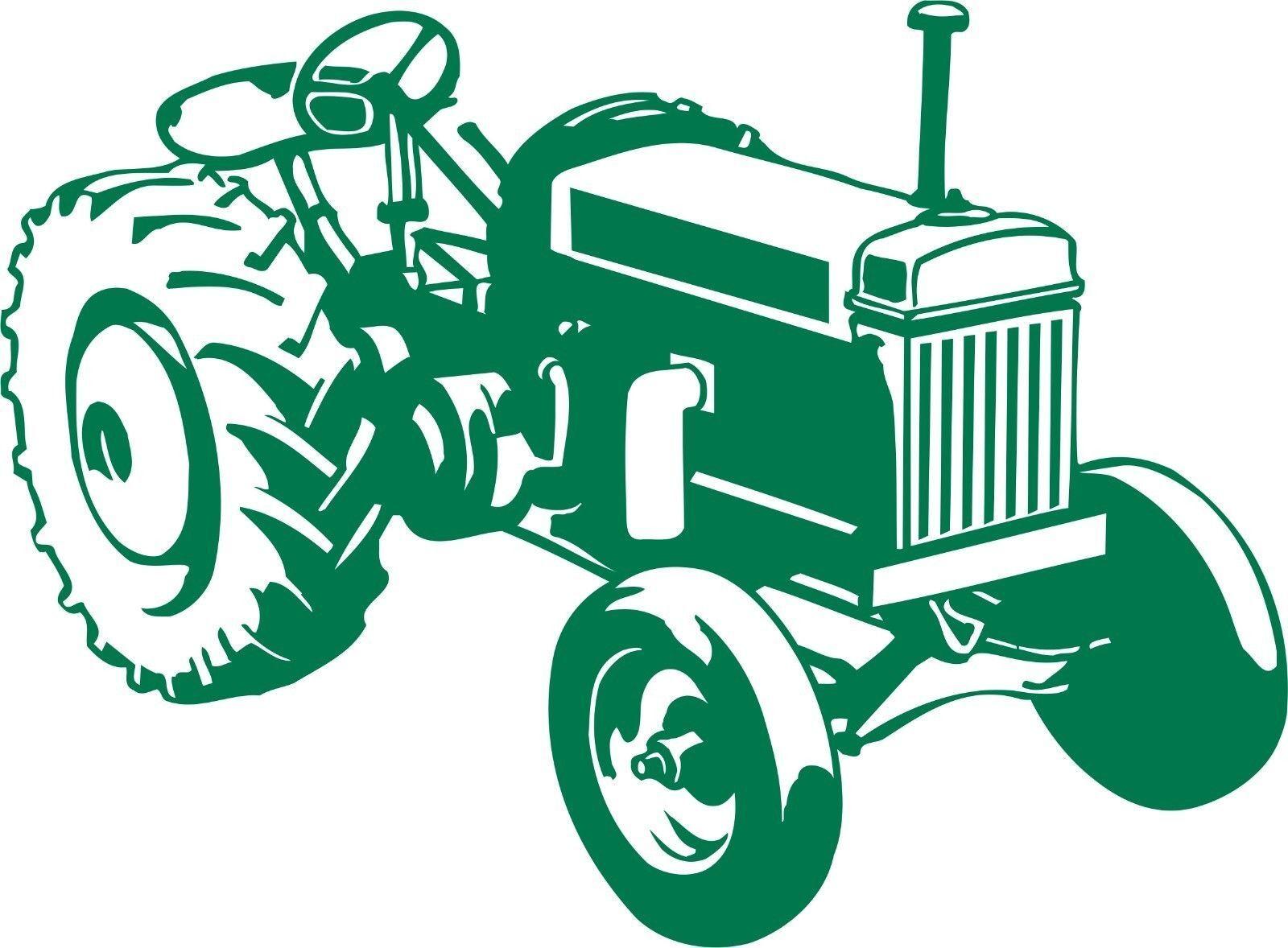 Bungartz Peschke Traktor Aufkleber 2x .