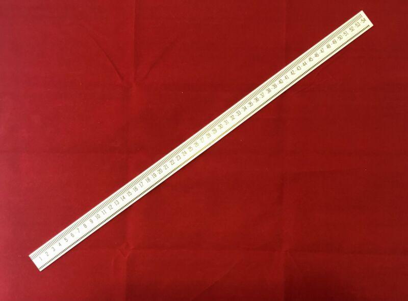 Keuffel & Esser K&E Wyteface 71 6020M 500mm Optical Alignment Scale Target
