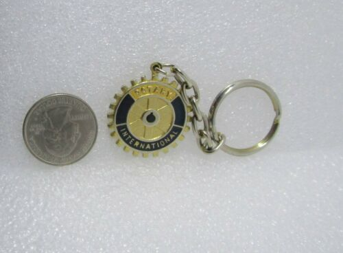 Rotary International Keychain