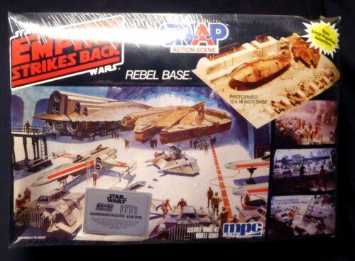 Star Wars Rebel Base It