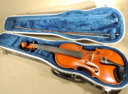 BEAUTIFUL RODERICH PAESOLD VIOLIN 800 4/4 GERMANY