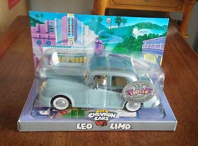 The Chevron Cars Leo Limo 25th Edition Chevron Car-NIB