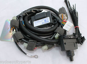 7 pin wiring harness colors toyota rav4 towbar wiring harness 7 pin flat from dec 2012 ... 7 pin wiring harness toyota genuine parts #11