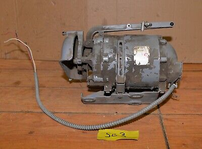 Singer 523367-g Industrial Sewing Machine Clutch Motor 12 Hp Ph3 Commercial Sc3