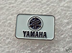 Blue Yamaha Motorcycle enamel pin / lapel badge cruiser sportsbike custom