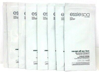 Essie Spa Swept Off My Feet - Leg and Foot Massage Oil 0.23oz/7ml - Travel Size (Essie Foot Spa)