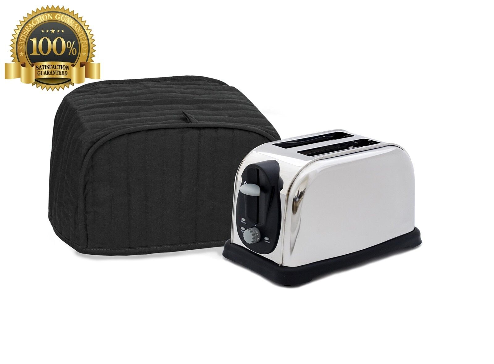 RITZ Polyester / Cotton Quilted Two Slice Toaster Appliance