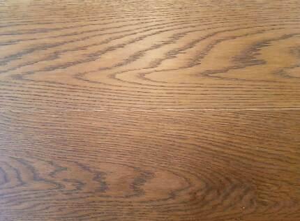 5G Engineered Hardwood Timber Flooring American Oak Caramel Floor