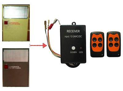 Gliderol Garage Roller Door Remote Upgrade Kit Glidermatic Deluxe Openers