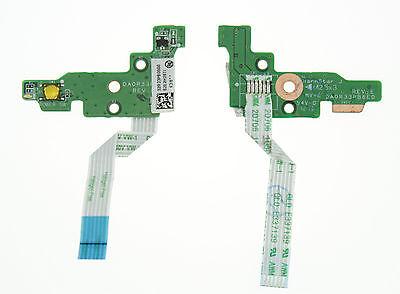Hp Pavilion G6 2000 Serien Strom Knöpfe Board Band mit Kabel 683549-001 ()