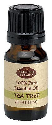 TEA TREE 100% Pure, Undiluted Essential Oil Therapeutic Grad