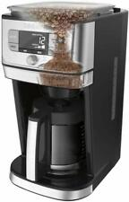 CUISINART DGB-800C Cuisinart Fully Automatic 12-Cup Burr Grind & BrewTM Coffeema
