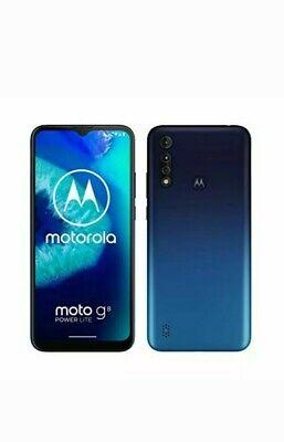 Motorola Moto G8 Power Lite DS - Royal Blue