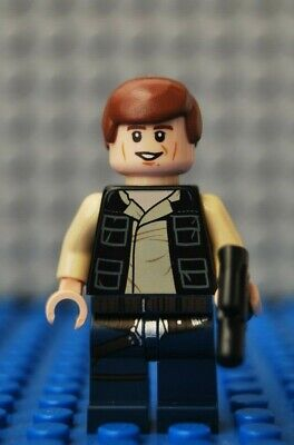Lego Star Wars Han Solo 75030 Mini Figure