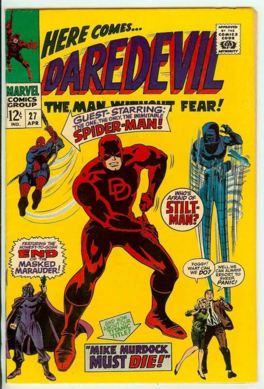 DAREDEVIL #27 7.0