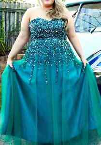 Teal Formal Gown Loganholme Logan Area Preview