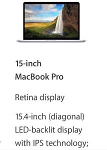 """WTB: Apple MacBook Pro 15"""" Marion Marion Area Preview"""