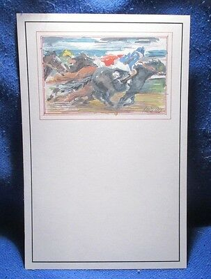 Odd Balls 20 Count Invitations Cards Horse Racing Blank Stock to Print Yourself - Horse Racing Invitations