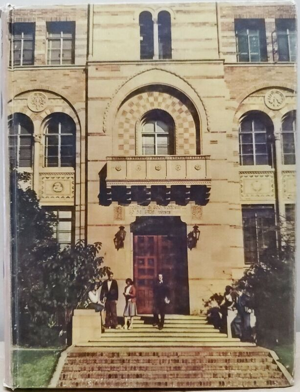 1947 University of Southern California. UCLA Southern Campus Yearbook.