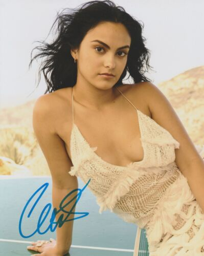 Camila Mendes Sexy Riverdale Autographed Signed 8x10 Photo COA 2019-7