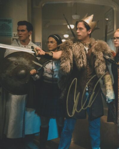 Cole Sprouse Riverdale Autographed Signed 8x10 Photo COA 2019-7