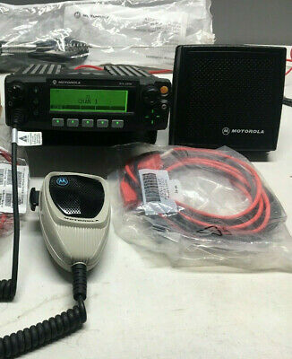 Motorola Xtl2500 800 Mhz P25 Digital Mobile Radio M21urm9pw2an