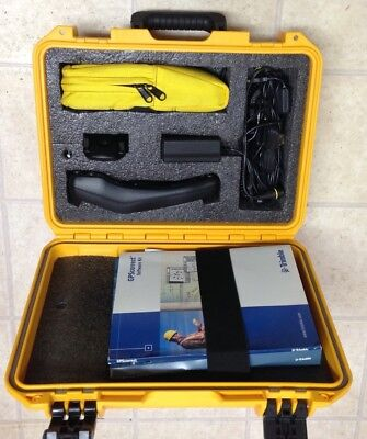 Trimble Survey Geo Xm Explorer Ce Series With Software Charger Bag And Case