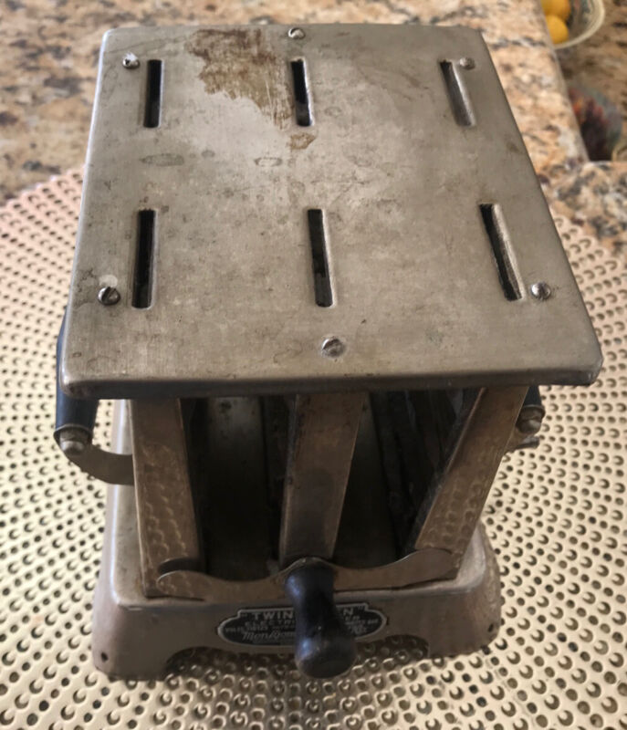 Antique Twin Oven Electric Toaster 1923