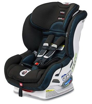 Britax Boulevard Clicktight Convertible Car Seat Child Safety Teal NEW for sale  Shipping to India