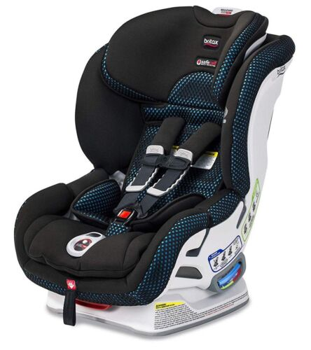 Britax Boulevard Clicktight Convertible Car Seat Child Safety Cool Flow Teal NEW