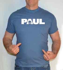 Paul-Cult-Pelicula-Pelicula-Simon-Pegg-Nick-Escarcha-divertido-camiseta