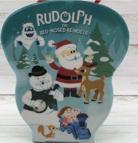 Carlton Cards Set of 3 Ornament - Rudolph