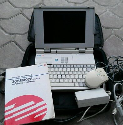 Mitac Laptop Computer
